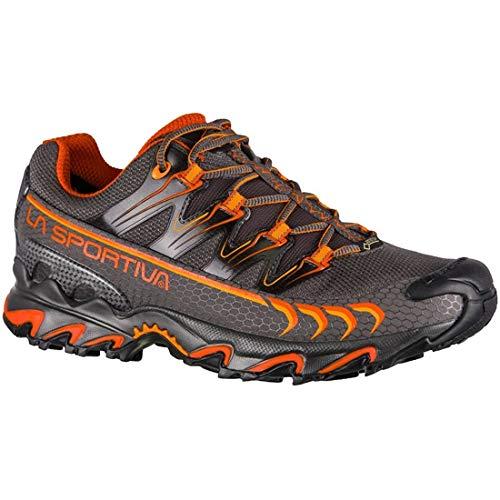 La Sportiva Ultra Raptor GTX, Zapatillas de Trail Running para Hombre, (Carbon/Pumpkin...