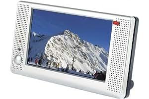 Ecran plat LCD 7'' couleur avec lecteur de carte mémoire