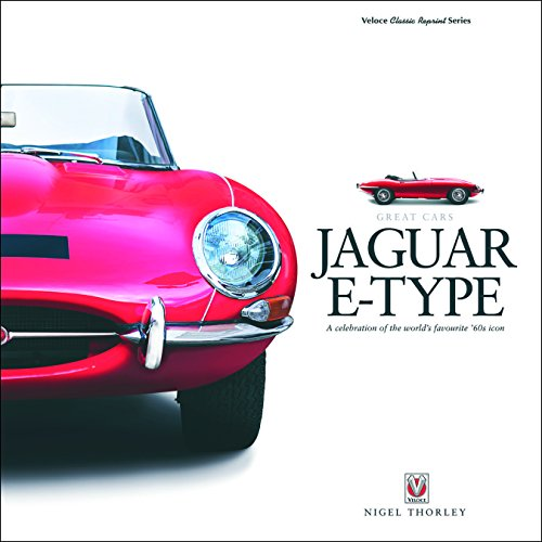 JAGUAR E-TYPE: A celebration of the world s favourite, used for sale  Delivered anywhere in Ireland
