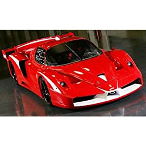 Kyosho - KYOS04211R - Véhicule Miniature - Ferrari Fxx Evo Pres Ed. - Echelle 1/43
