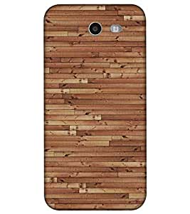 For Samsung Galaxy J3 (2017) wooden patten ( wood, wooden pattern, brown wood pattern, nice pattern, beautiful pattern ) Printed Designer Back Case Cover By Living Fill
