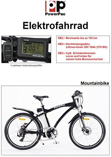 POWERPAC - PEDELEC ELEKTROFAHRRAD