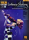 Lindsey Stirling Favorites Violon +Enregistrements Online (Hal Leonard Violin Play-along) (Hal Leonard Instrume)