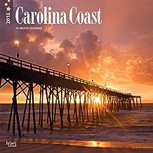 2018 Carolina Coast Wall Calendar