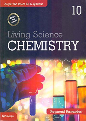 ICSE Living Science Chemistry 10