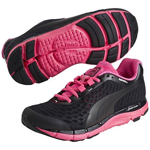 PUMA Faas 600 V2 WN's - Zapatillas para mujer, color negro / rosa, tal