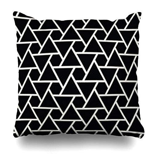 Klotr Fundas Almohadas Polygon 70S Abstract Geometry