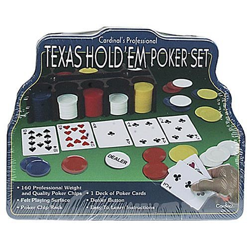 Texas Hold Em Poker Set by Big Lots