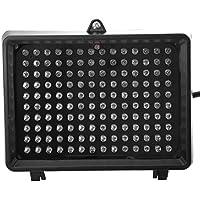 Nuovo IR Infrarosso 140 lampadine LED Illuminatore Luce Visione Notturna per fotocamera CCTV + Adattatore Di Alimentazione - 60