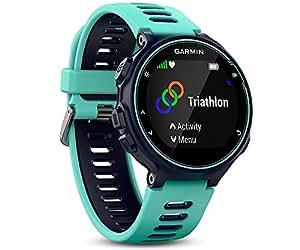 Garmin Forerunner 735XT GPS Avanzato Cardio da Polso Blu Ghiaccio 010-01614-07