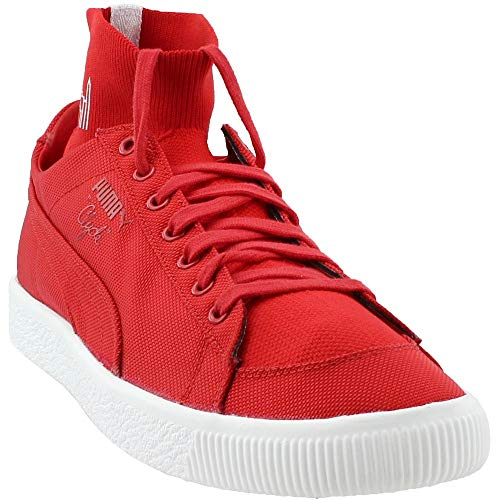 Puma Clyde Sock X Manhattan Portage Mens In High Risk Red by  10