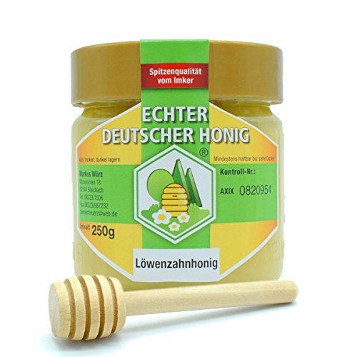 Echter Deutscher Löwenzahnhonig