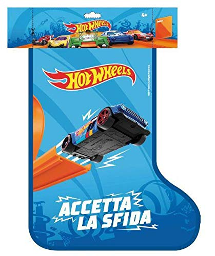 Hot Wheels - Calza Befana 2018