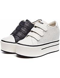 HGDLH-Calzado de Mujer/Confort/En El Interior, Zapatos De Mujer, Verano De Dinero, Bromistas, Casual Shoes, Velcro...