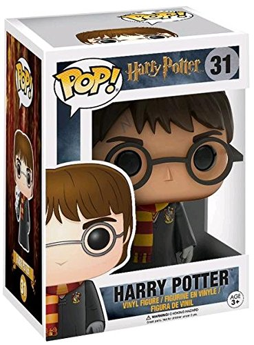 Funko POP - Harry potter con Hedwidge