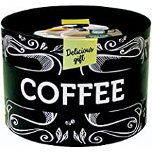 Coffee - trommeltje (Delicious Gifts)