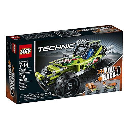 Preisvergleich Produktbild LEGO Technic 42027 Desert Racer Model Kit