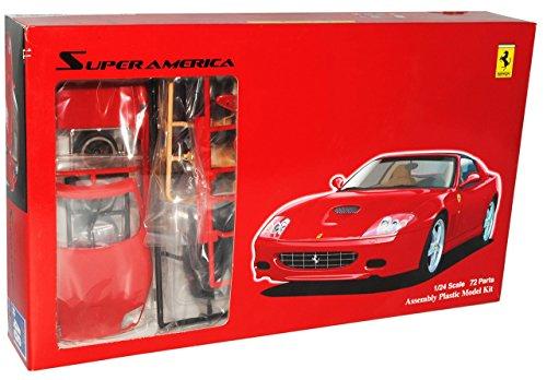 ferrari-superamerica-550-maranello-cabrio-rot-bausatz-kit-1-24-fujimi-modellauto-model-auto-sonderan