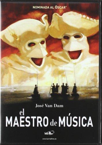 El Maestro De Musica (Le Maître De Musique) (1988) (Import) (Keine Deutsche Sprache)