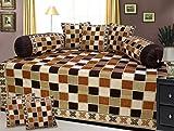 #2: Fresh From Loom Velvet Diwan Set