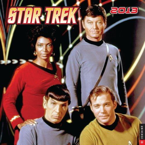 Star Trek 2013 Wall Calendar: The Original Series (Star Trek Kalender 2013)