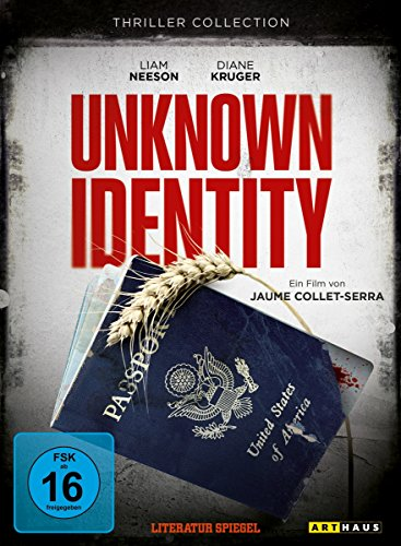 Unknown Identity (Thriller Collection)