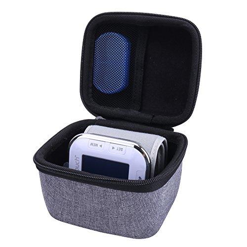 Valigia borsa custodia per misuratore di pressione sanguigna da polso per broadcare/simbr /omron/beurer /hylogy/laica di aenllosi