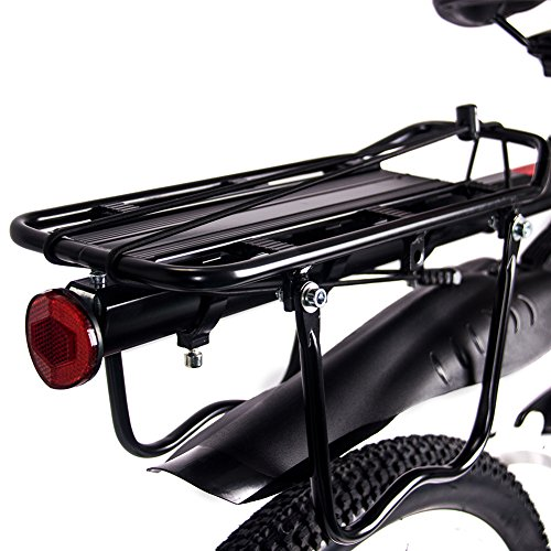 51lNRKXlkTL. SS500  - eBike_RICHBIT 860 Men Folding Electric Bike 17 X 26 Inch Mountain Bike Full Suspension 250 W 36V 12.8AH ebike