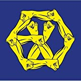 EXO 4th Repackage Album - The War : Power Of Music [ KOREAN Ver ] CD + Official Poster + Free Gift