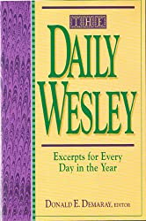The Daily Wesley: Excerpts for Every Day in the Year