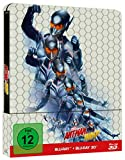 Ant-Man and the Wasp 3D Steelbook [3D Blu-ray] [Limited Edition] -