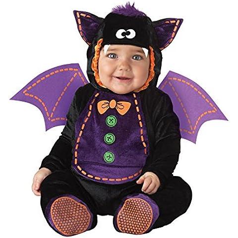 Deluxe Baby Joven Chica Murciélago libro Día Halloween Carácter Disfraz Outfit