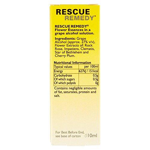 Zoom IMG-2 rescue remedy 10ml