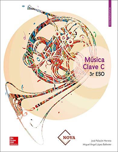 Musica CLAVE B 3r ESO. Llibre de l'alumne