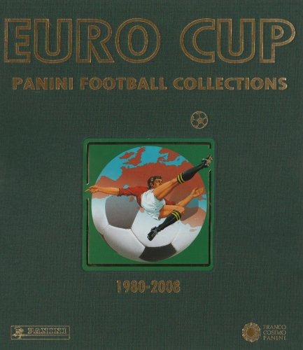 Panini Euro Cup Football Collections 1980-2008 -