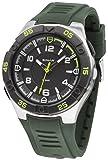 SINAR Jungen-Armbanduhr Jugenduhr Sport Outdoor Analog Quarz Taschenlampe 10 bar Silikonband XD-45-3