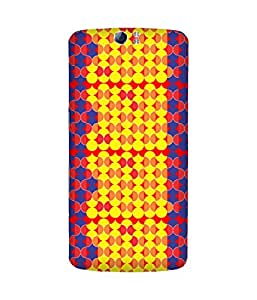 Stripes And Elephant Print-78 Oppo N1 Case