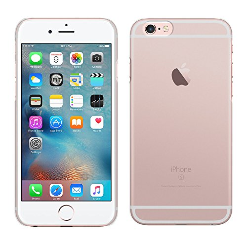 Apple iPhone 6 Plus - Ultra Slim Crystal Case Hardcase Schutzhülle Cover Schutz Etui Hülle Tasche Transparent - RT-Trading