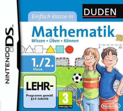 DUDEN Einfach Klasse in Mathematik 1./2. Klasse - [Nintendo DS]
