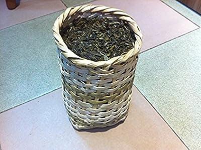 Pu Erh thé noir non fermenté, grade A 2000 grammes d'emballage en bambou
