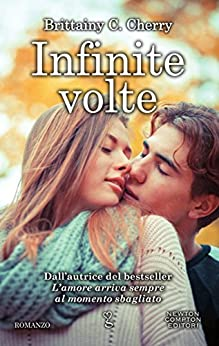 Infinite volte (Elements Series Vol. 2) di [Cherry, Brittainy C.]