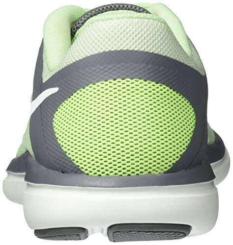 Nike Damen Wmns Flex 2016 Rn Laufschuhe Mehrfarbig (Verde / Blanco / Fresh Mint / White / Cool Grey / Barely Green)