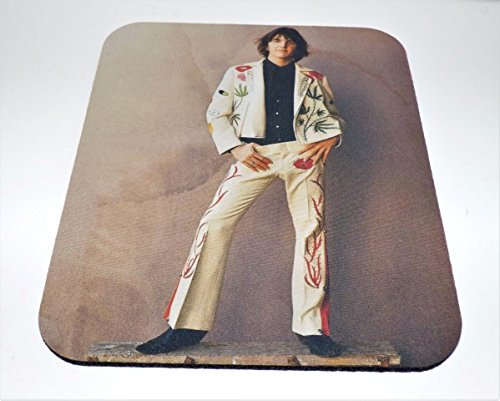GRAM PARSONS Flying Burrito Brothers COMPUTER MOUSEPAD -