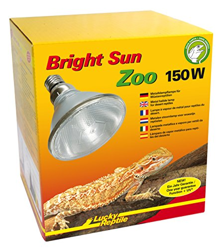 Lucky Reptile BSZD-150 Bright Sun Zoo Desert, 150 watt (Bright Sun Uv)