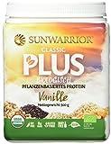 Sunwarrior Classic Plus Vanille, 1er Pack (1 x 500 g)