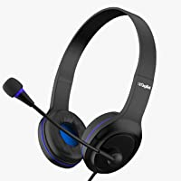 DIGITEK® (DHM-001) Wired Stereo Headphones with Mic | for Work from Home | E-Learning | Video Conferencing | Online…