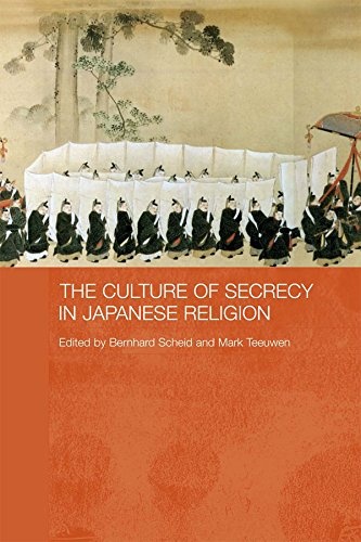 The Culture of Secrecy in Japanese Religion (English Edition) por Bernhard Scheid