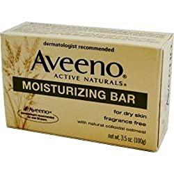 Soap Bar Aveeno Dry 3.5 Oz 2 (Sold Per Piece)