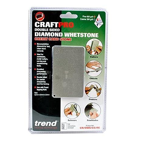 Trend TRECRCCFC Craftpro Credit Card Sharpening Stone