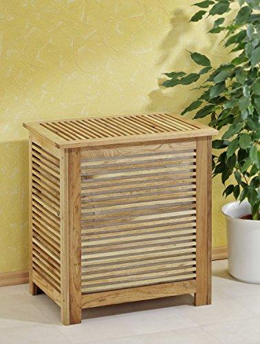 Merschbrock Trade GmbH Wäschebox, Sauna aus Walnussholz
